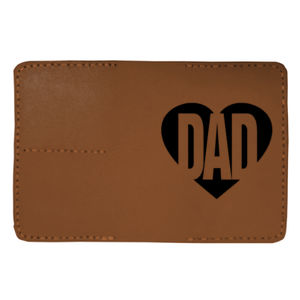 Leather Passport Case Thumbnail
