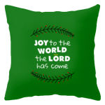 Joy To The World Pillow Thumbnail