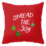 Spread The Joy Pillow Thumbnail